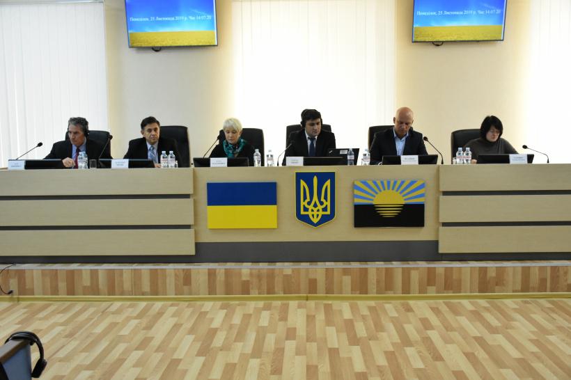 У Донецькій ОДА відбулась зустріч з делегацією Світового банку